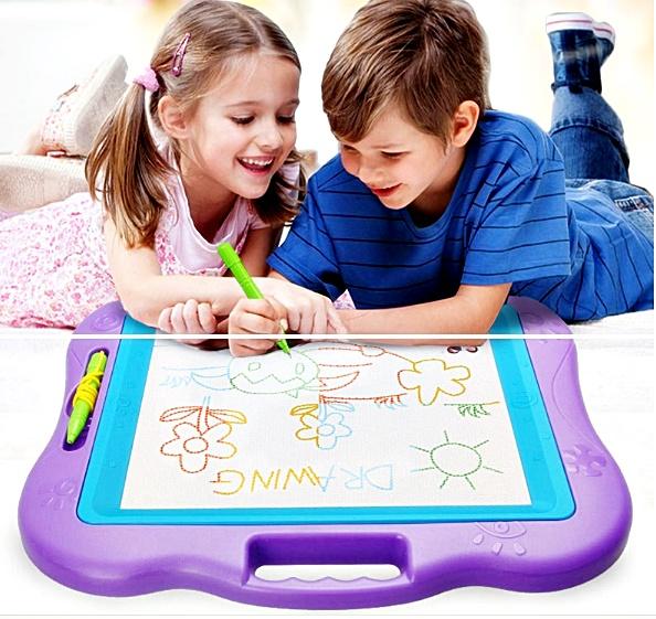 Детский планшет развивающий для рисования