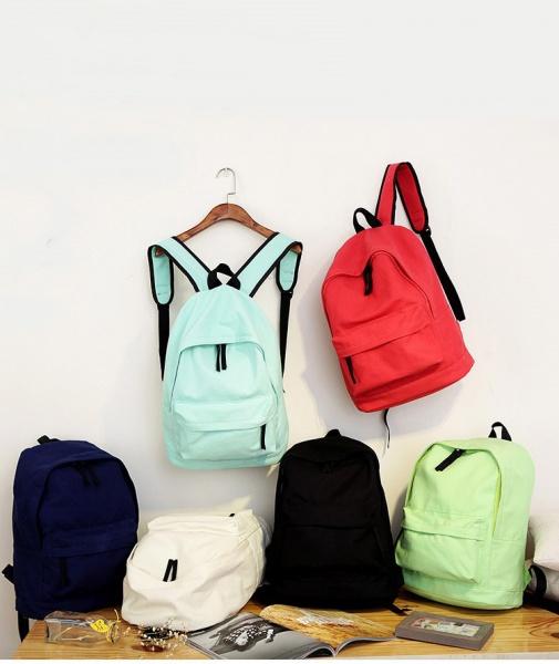 Корейский рюкзак мужчина пакет младшей средней школы студент портфель старшие классы средней школы сырье рюкзак случайный пакет институт ветер сумка сумки волна