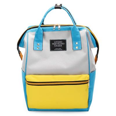 Япония lotte рюкзак женщина простой студент портфель компьютер пакет большой потенциал водонепроницаемый рюкзак от семья из идти пакет