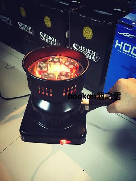 Арабский hot plate for shisha hookah вода дым уголь печь комнатный пожар печь B